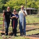 JBFL Community Garden Mavis butterfield Ryan
