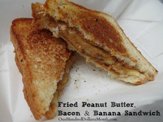 Recipe: Elvis Presley's Fried Peanut Butter, Bacon and Banana Sandwich