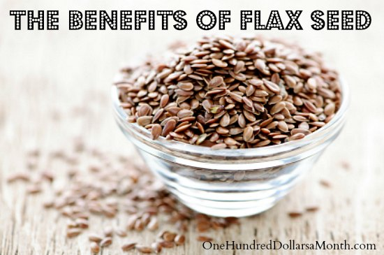 The Benefits of Flax Seed