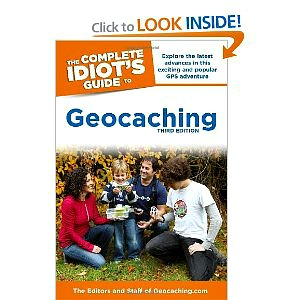 a complete idiots guide to geocaching