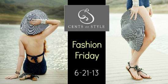 fashion friday deal cents of style