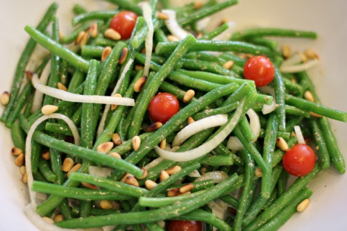 Easy Summer Recipes – Green Bean Salad