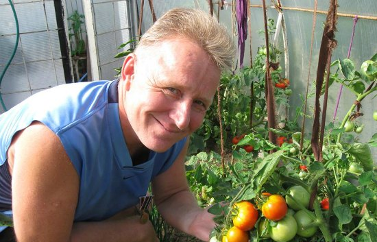 Greenhouse and Garden Pictures from Glazov, Russia