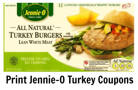 jennie-o turkey coupons
