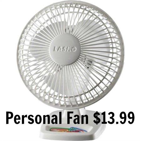 personal fan