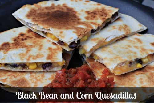 ... black bean quesadillas sweet pea s kitchen corn and black bean