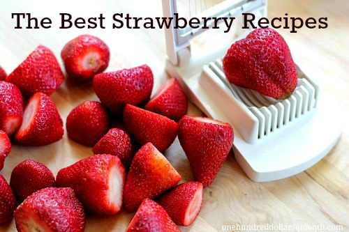Recipes: The Best Strawberry Recipes