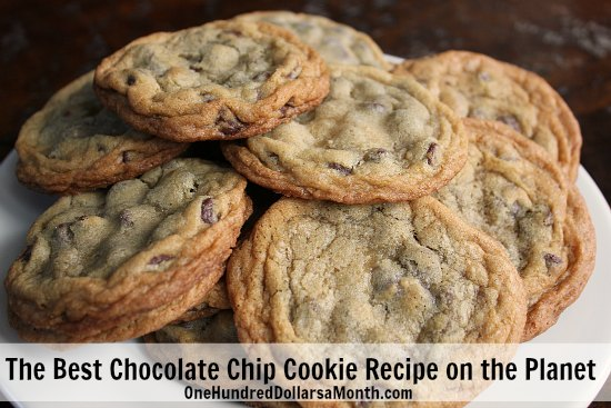 The Best Chocolate Chip Recipe on the Planet
