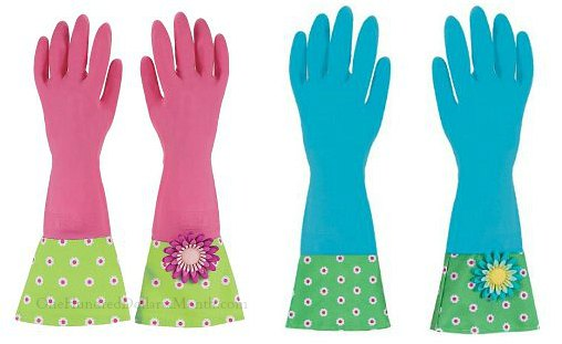 Cute Latex  Gloves