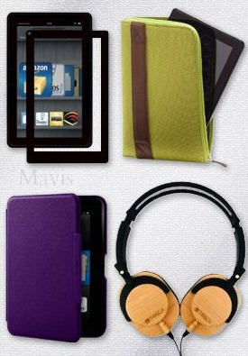Free Voucher Worth 50 Off Select Kindle Fire Accessories