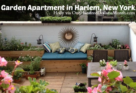 Harlem Garden Apartment