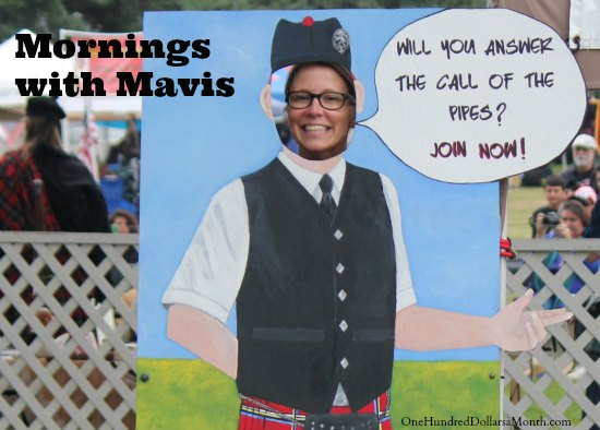 Mornings with Mavis