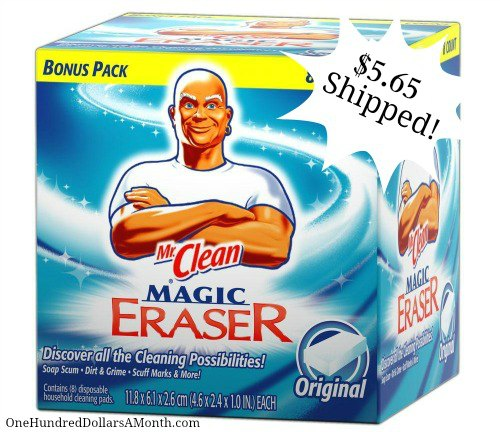 Mr.-Clean-Erasers
