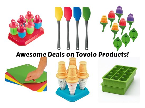 Tovolo Freezer Pop Molds