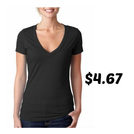 cheap v-neck shirts
