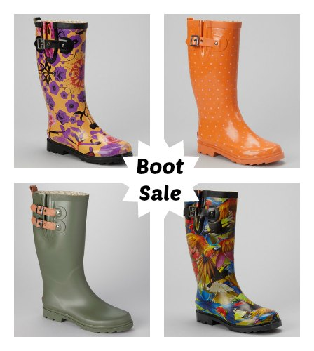 chooka rubber boots