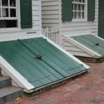 Homes of Colonial Williamsburg, Va