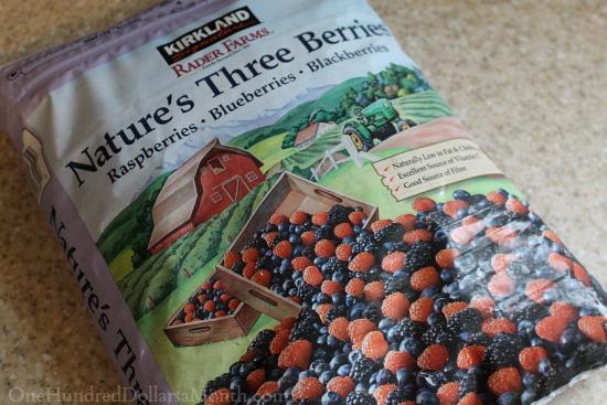 costco three berries