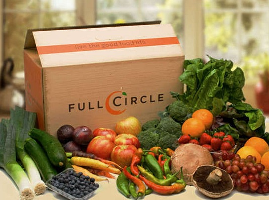 full circle produce box