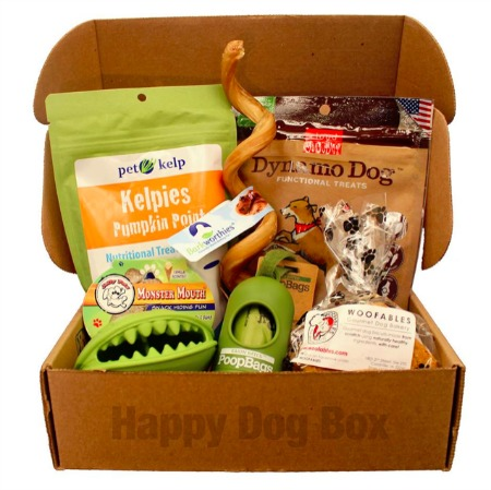 Happy Dog Box of Dog Treats/Toys as Low as $12.50 Shipped