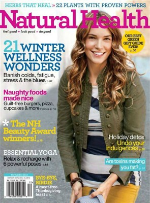 natural health magazine