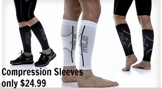 the best compression sleeves