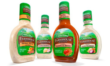Hidden Valley Farmhouse dressing