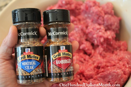 Mc Cormick Seasoning