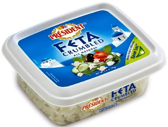 President Feta Cheese Coupon