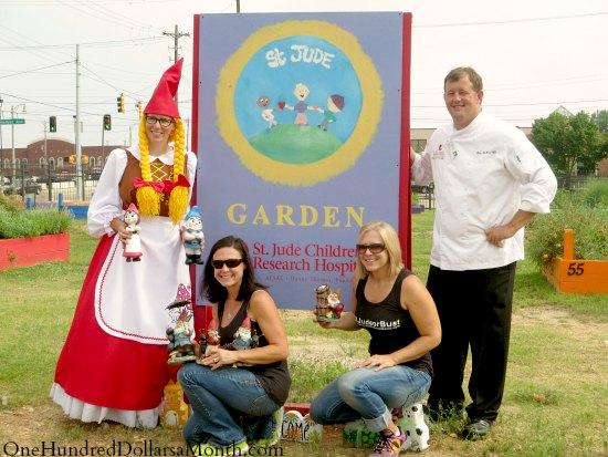 St. Jude Garden and Kay Kafe