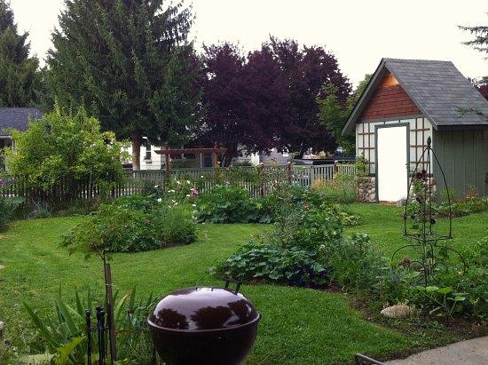 Garden Photos From Coeur D Alene Idaho