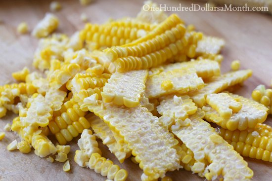 corn kernels