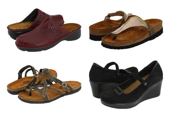 Discount naot sandals Women shoes online