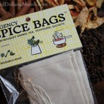 spice muslin tea bags