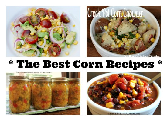 Recipes: The Best Corn Recipes