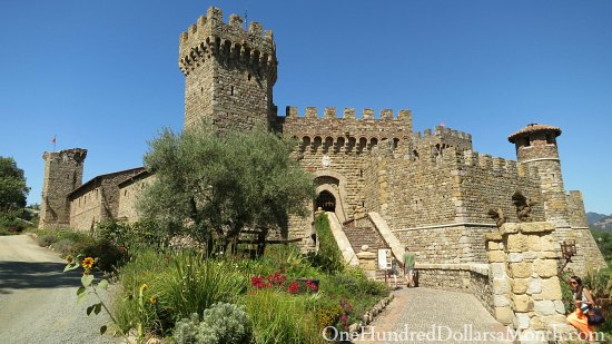 Castello di Amorosa Winery Tour Napa Valley, California