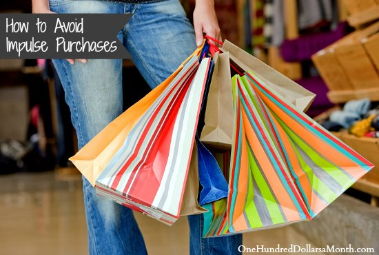 How to Avoid Impulse Purchases