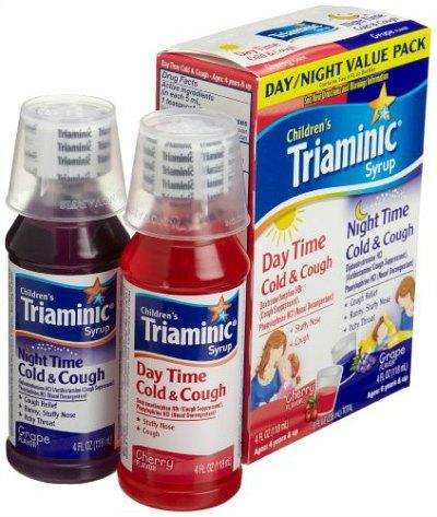 Triaminic coupons