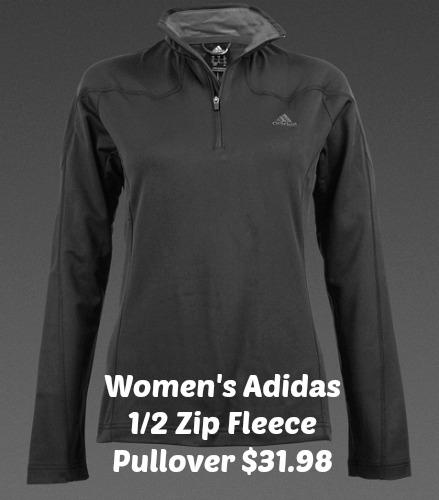 Women's HT 1 Sided 12 Zip Fleece Pullover