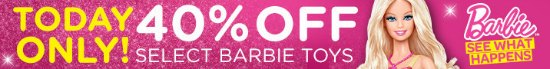 barbie coupons