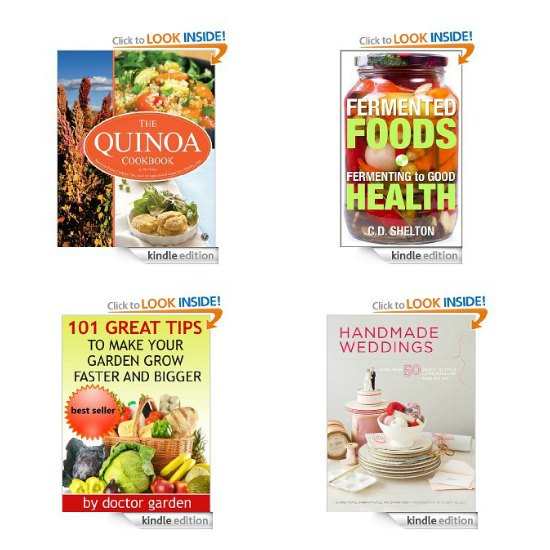 Mornings with Mavis – Free Kindle Books, Mother Earth News Magazine, Sorel Boots, Bounty Paper Towels