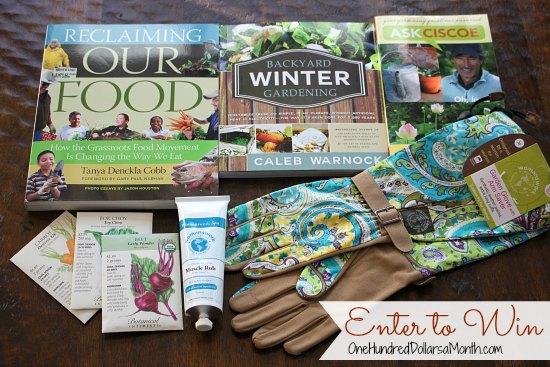 garden giveaway