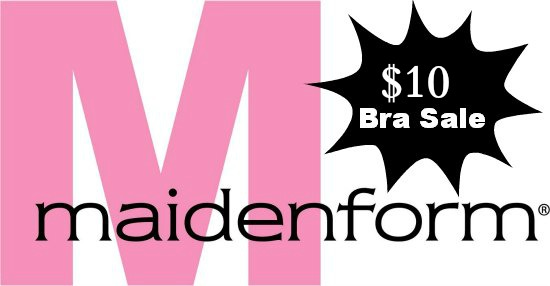 Mornings with Mavis – $10 Bra Sale, $3.99 T-Shirts, Dixie Paper Plates, Garlic Bulbs and More