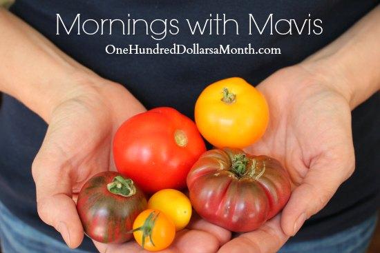 Mornings with Mavis – Printer Paper, Certo Fruit Pectin, Downy, K-Cups, Plum Organics, DC Shoes