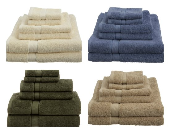 pinzon towel sets
