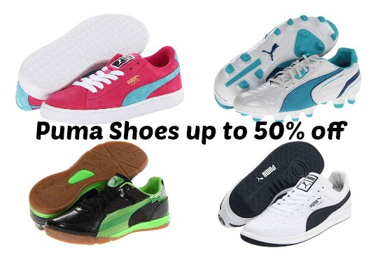puma shoe coupons