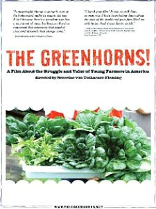 Friday Night at the Movies – The Greenhorns