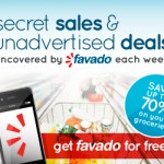 Favado is the Coolest App Ever: Save up to 70% w/ Unlisted Deals and Sales!
