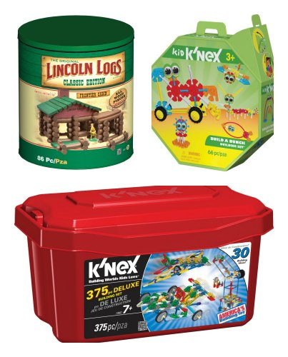 K'Nex Toy Coupons