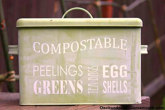 Where Do You Keep Your Compost Bin?